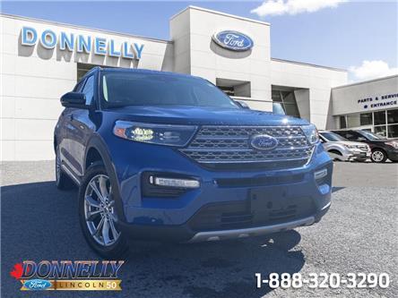 2021 Ford Explorer Limited (Stk: DV267) in Ottawa - Image 1 of 30