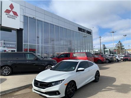 2019 Honda Civic Sport (Stk: BM4072) in Edmonton - Image 1 of 23