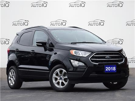 2018 Ford EcoSport SE (Stk: ES8735) in Waterloo - Image 1 of 16