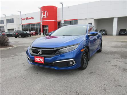 2020 Honda Civic Touring (Stk: VA4112) in Ottawa - Image 1 of 18