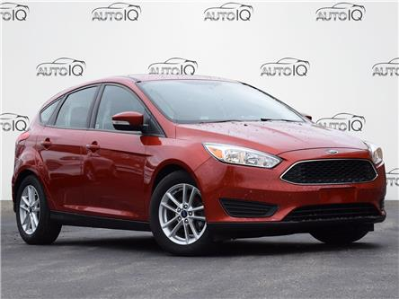 2018 Ford Focus SE (Stk: U8530) in Waterloo - Image 1 of 17