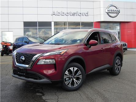 2021 Nissan Rogue SV (Stk: A21086) in Abbotsford - Image 1 of 29