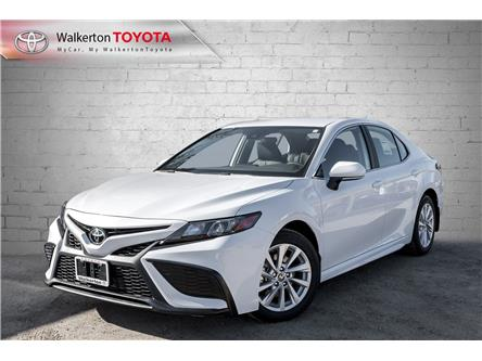 2021 Toyota Camry SE (Stk: 21169) in Walkerton - Image 1 of 17