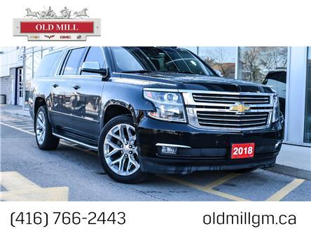 2018 Chevrolet Suburban Premier (Stk: 121204U) in Toronto - Image 1 of 26
