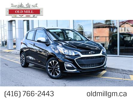 2021 Chevrolet Spark 1LT CVT (Stk: MC745167) in Toronto - Image 1 of 19