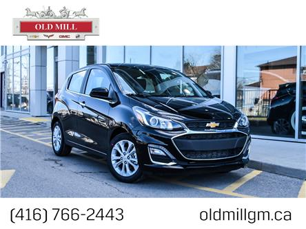 2021 Chevrolet Spark 2LT CVT (Stk: MC748034) in Toronto - Image 1 of 21