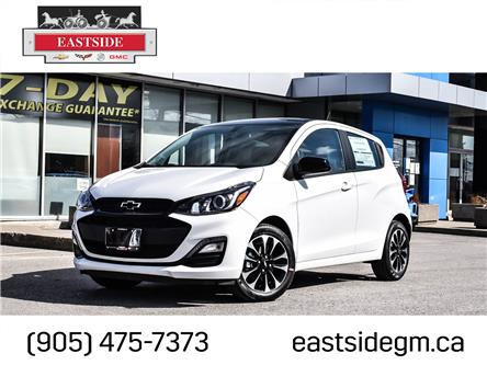 2021 Chevrolet Spark 1LT CVT (Stk: MC705317) in Markham - Image 1 of 25