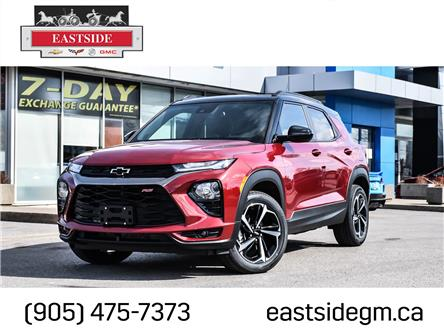 2021 Chevrolet TrailBlazer RS (Stk: MB108739) in Markham - Image 1 of 25