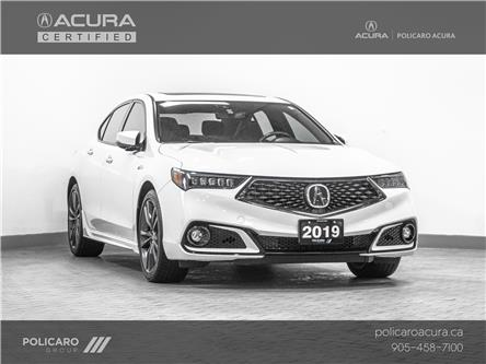 2019 Acura TLX Tech A-Spec (Stk: K802279T) in Brampton - Image 1 of 30
