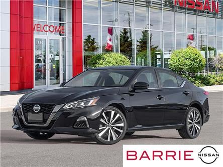 2021 Nissan Altima 2.5 SR (Stk: 21228) in Barrie - Image 1 of 23