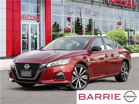 2021 Nissan Altima 2.5 SR (Stk: 21223) in Barrie - Image 1 of 23