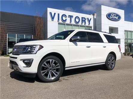 2021 Ford Expedition Max Platinum (Stk: VED20183) in Chatham - Image 1 of 18