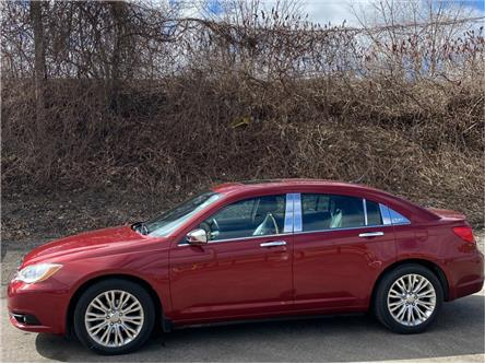 2013 Chrysler 200 Limited (Stk: K0086A) in London - Image 1 of 30