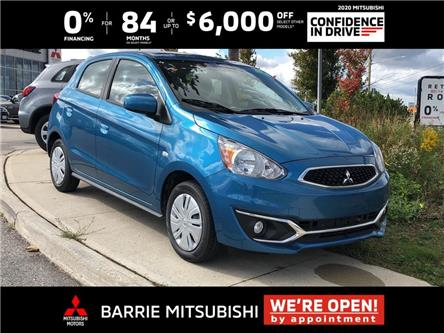 2020 Mitsubishi Mirage ES (Stk: L0274) in Barrie - Image 1 of 5