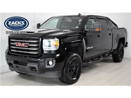 2017 GMC Sierra 2500HD SLT (Stk: 14490) in Truro - Image 1 of 40