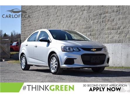 2018 Chevrolet Sonic LT Auto (Stk: B6807A) in Kingston - Image 1 of 22