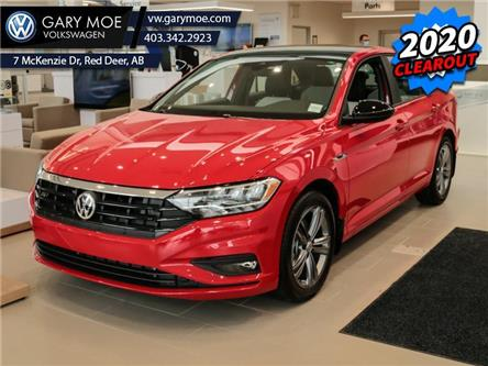 2020 Volkswagen Jetta Highline (Stk: 0JT4234) in Red Deer County - Image 1 of 12
