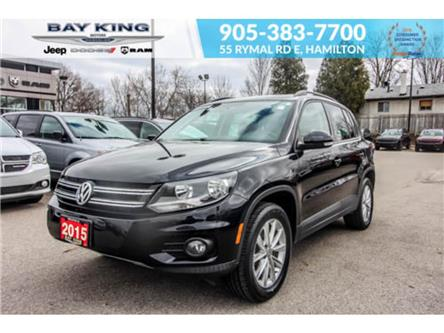 2015 Volkswagen Tiguan  (Stk: 7187A) in Hamilton - Image 1 of 25