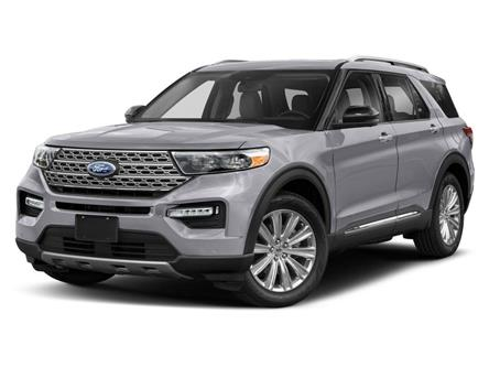 2021 Ford Explorer Limited (Stk: 21-3800) in Kanata - Image 1 of 9
