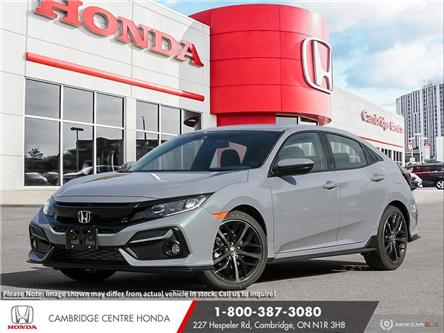 2021 Honda Civic Sport (Stk: 21744) in Cambridge - Image 1 of 24