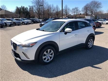 2016 Mazda CX-3  (Stk: U08521) in Goderich - Image 1 of 16