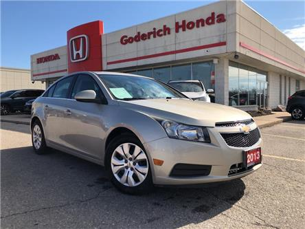 2013 Chevrolet Cruze LT Turbo (Stk: U01721) in Goderich - Image 1 of 18