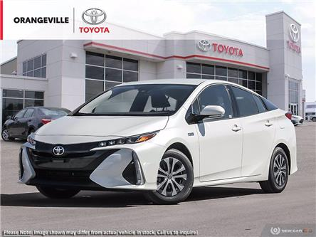 2021 Toyota Prius Prime Base (Stk: 21310) in Orangeville - Image 1 of 23