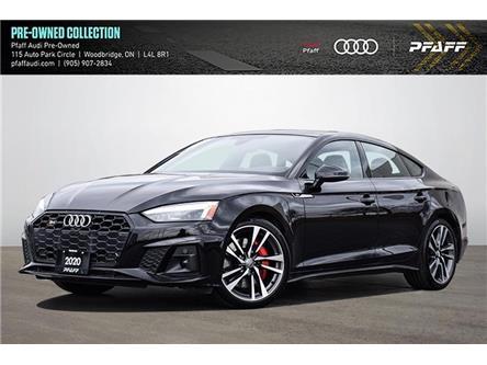2020 Audi S5 3.0T Progressiv (Stk: C8237) in Vaughan - Image 1 of 21