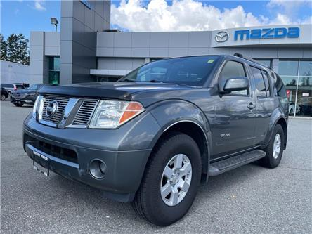 2005 Nissan Pathfinder SE (Stk: 877134J) in Surrey - Image 1 of 15