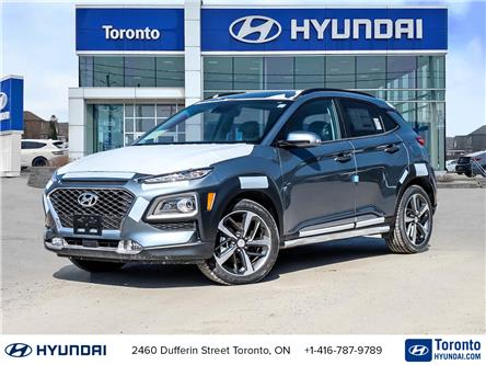 2020 Hyundai Kona 1.6T Ultimate (Stk: N22005) in Toronto - Image 1 of 30