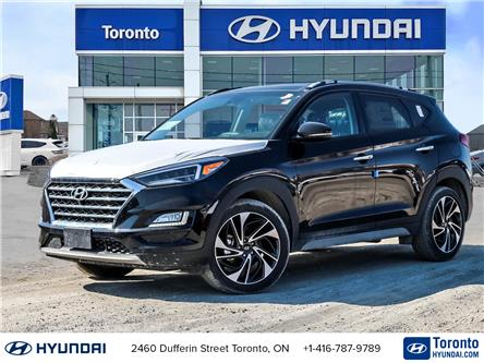 2020 Hyundai Tucson Ultimate (Stk: N22707) in Toronto - Image 1 of 30