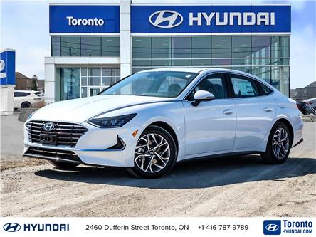 2021 Hyundai Sonata Preferred (Stk: N22853) in Toronto - Image 1 of 29