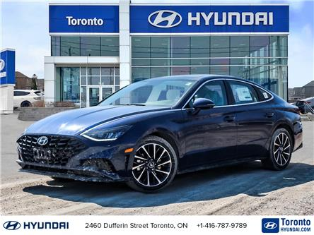 2021 Hyundai Sonata Luxury (Stk: N22865) in Toronto - Image 1 of 30