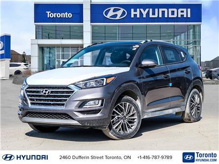 2021 Hyundai Tucson Luxury (Stk: N22879) in Toronto - Image 1 of 30