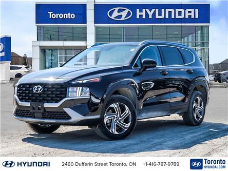 2021 Hyundai Santa Fe ESSENTIAL (Stk: N22909) in Toronto - Image 1 of 30