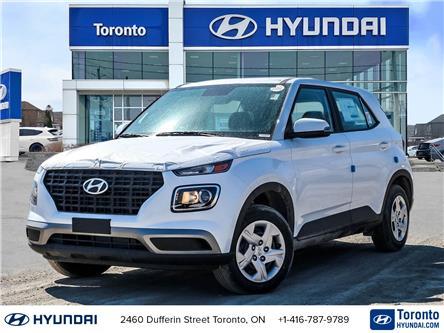 2021 Hyundai Venue ESSENTIAL (Stk: N23010) in Toronto - Image 1 of 29