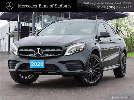 2020 Mercedes-Benz GLA 250 Base (Stk: M20003) in Sudbury - Image 1 of 28