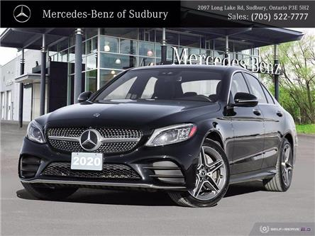2020 Mercedes-Benz C-Class Base (Stk: M20040) in Sudbury - Image 1 of 24
