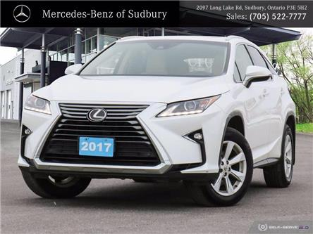 2017 Lexus RX 350 Base (Stk: UM1162) in Sudbury - Image 1 of 26