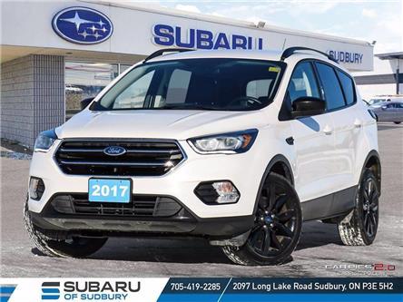 2017 Ford Escape SE (Stk: S21120A) in Sudbury - Image 1 of 23
