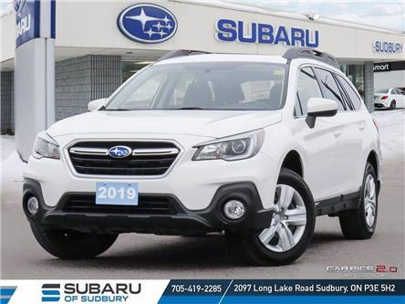 2019 Subaru Outback 2.5i (Stk: US1217) in Sudbury - Image 1 of 31