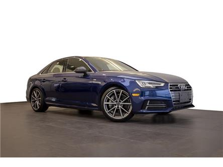 2018 Audi A4 2.0T Technik (Stk: 53986A) in Ottawa - Image 1 of 19