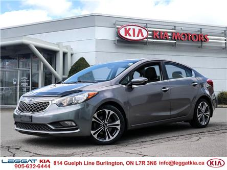 2015 Kia Forte  (Stk: 197-21A) in Burlington - Image 1 of 28