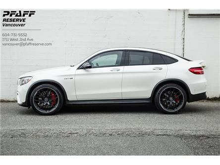 2019 Mercedes-Benz AMG GLC 63 S (Stk: VU0530A) in Vancouver - Image 1 of 18