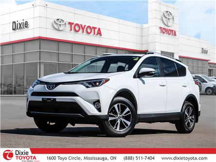 2017 Toyota RAV4 XLE (Stk: D202308A) in Mississauga - Image 1 of 29