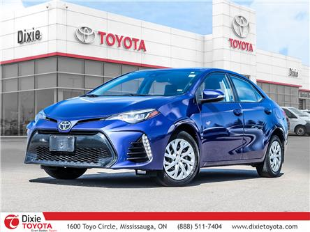 2017 Toyota Corolla  (Stk: D210468A) in Mississauga - Image 1 of 28