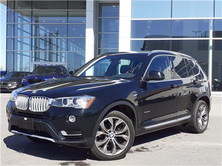2017 BMW X3 xDrive28i (Stk: P9775) in Gloucester - Image 1 of 14