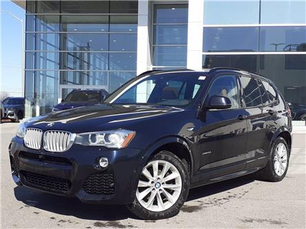 2017 BMW X3 xDrive35i (Stk: P9774) in Gloucester - Image 1 of 14