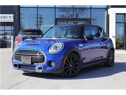 2020 MINI 3 Door Cooper S (Stk: P2076) in Ottawa - Image 1 of 24