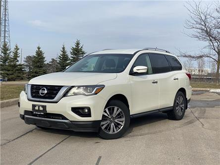 2017 Nissan Pathfinder SL (Stk: B20100-1) in Barrie - Image 1 of 18